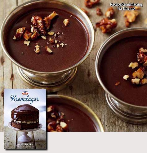 Chocolate and Coffee Cream