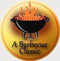 traditional badge barbecue