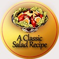 traditional badge salad