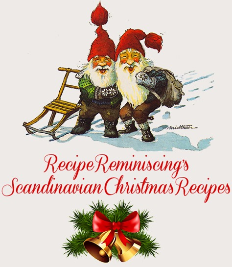 Christmas on RecipeReminiscing