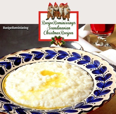 The Children's Favourite Christmas Porridge / Barnas Favorittjulegrøt