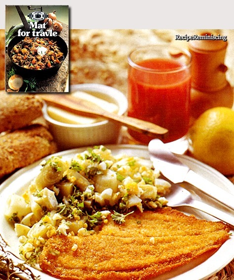 Fish Fillets with Leeks