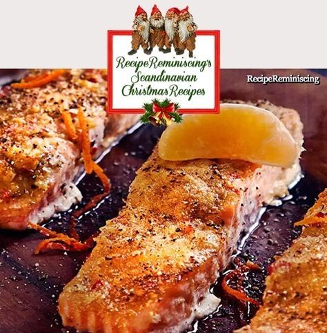 Christmas Salmon / Julelaks