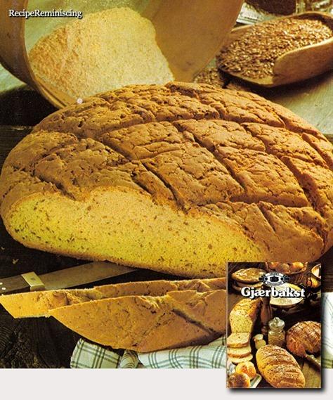 Norwegian Linseed Bread