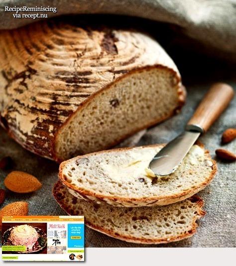 Swedish Almond Bread / Svenskt Mandelbröd