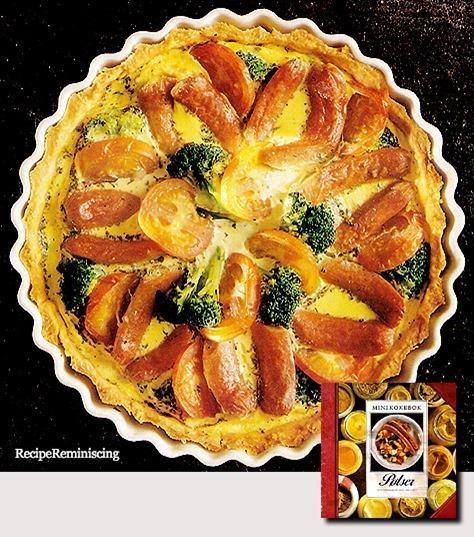Frankfurter Pie / Pølsepai