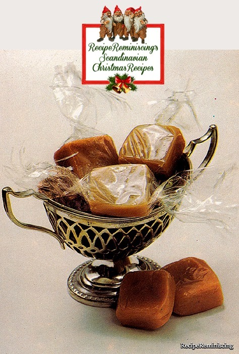 Danish Cream Toffees