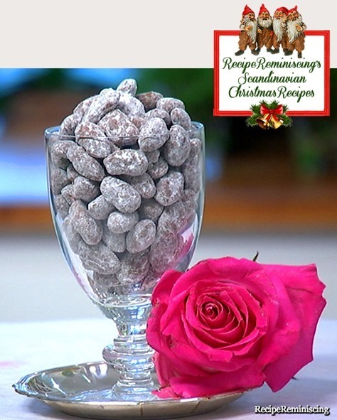 Nougat Almonds / Nougatmandler
