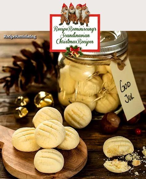 Norwegian Sandnuts / Sandnøtter