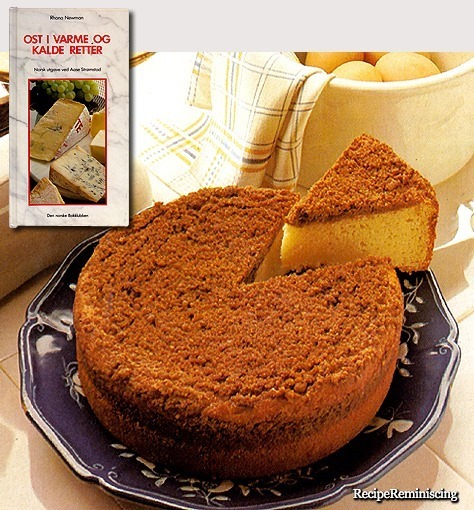 Cinnamon Cake / Kanelkake