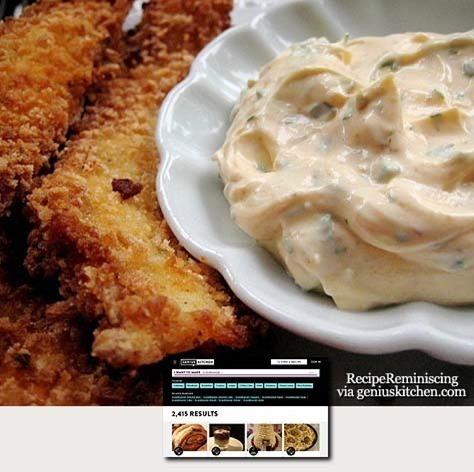 Scandinavian Remoulade Sauce / Remuladesaus