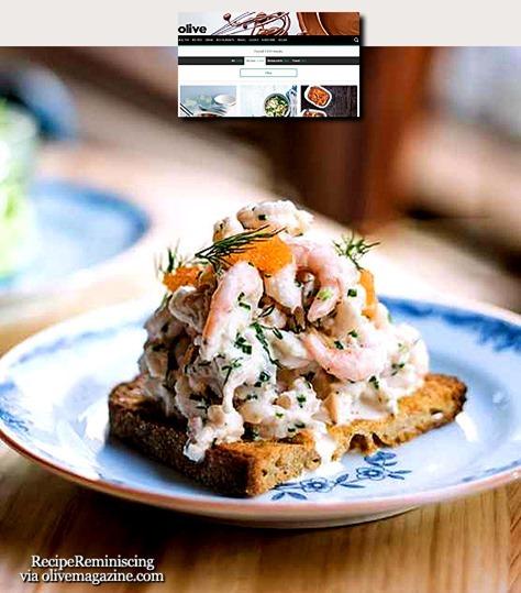 Shrimp Skagen / Skagenröra