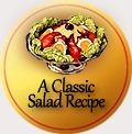 traditional badge salad