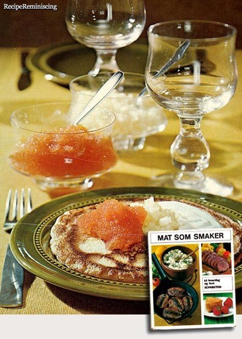 Blini – Russian Pancakes / Russiske Pannekaker