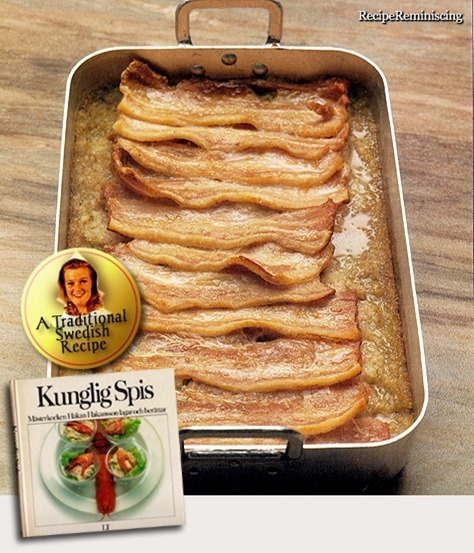 Lufsa – Swedish Pork Mould / Öländsk Fläskpudding