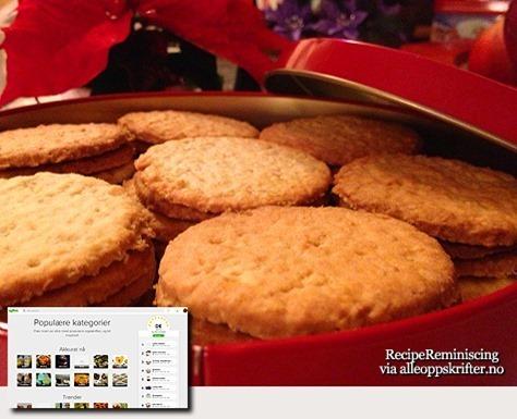 Vasalopp Cookies / Vasaloppkjeks